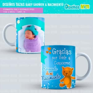 Diseño-templates-plantillas-shower-nacimiento-baby-born-niño-boy-niña-girl-birth-tazas-mug-vaso_1