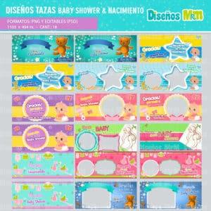 Diseño-templates-plantillas-shower-nacimiento-baby-born-niño-boy-niña-girl-birth-tazas-mug-vaso_10