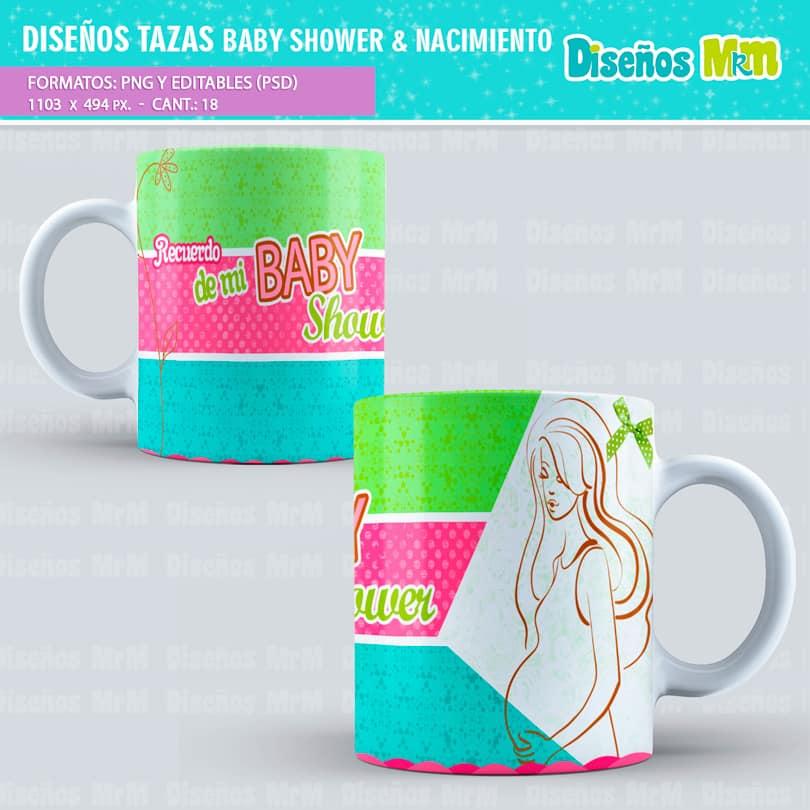 Diseño-templates-plantillas-shower-nacimiento-baby-born-niño-boy-niña-girl-birth-tazas-mug-vaso_3