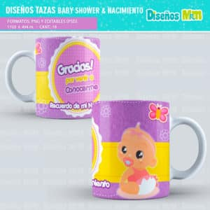 Diseño-templates-plantillas-shower-nacimiento-baby-born-niño-boy-niña-girl-birth-tazas-mug-vaso_4