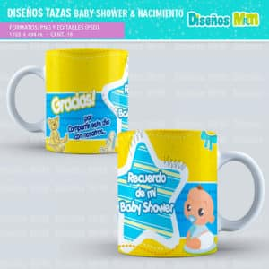 Diseño-templates-plantillas-shower-nacimiento-baby-born-niño-boy-niña-girl-birth-tazas-mug-vaso_5
