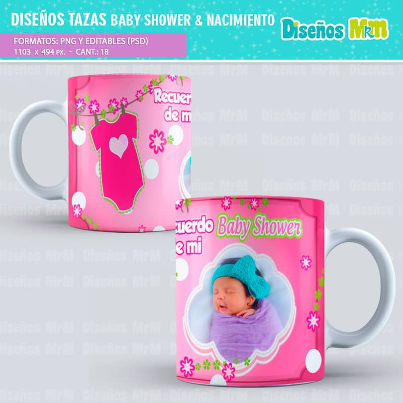 Diseño-templates-plantillas-shower-nacimiento-baby-born-niño-boy-niña-girl-birth-tazas-mug-vaso_6