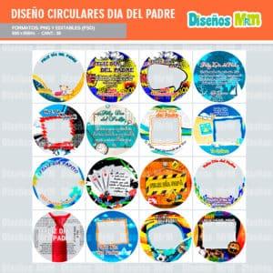 Plantillas-diseños-bocetos-chapas-circulares-boton-pin-baby-shower-bebe-nacimiento-recuerdo-suvenir-padre-father-sublimacion-2016_1