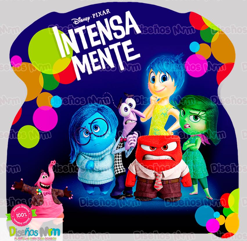 Sanducheras_diseños_plantillas_vinil_cooler_infantiles_loncheras_intensamente_Inside-Out_escuela