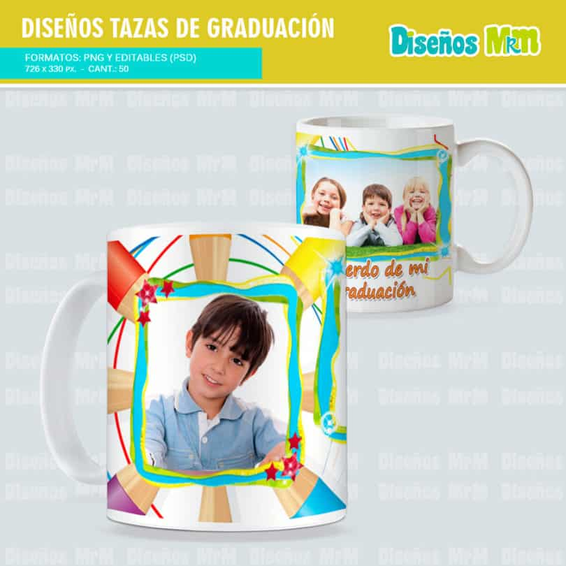 plantilla-diseño-marco-tazas-cup-mug-diseno-grado-graduacion-graduation-degree-foto-photo-happy-universidad-colegio-1