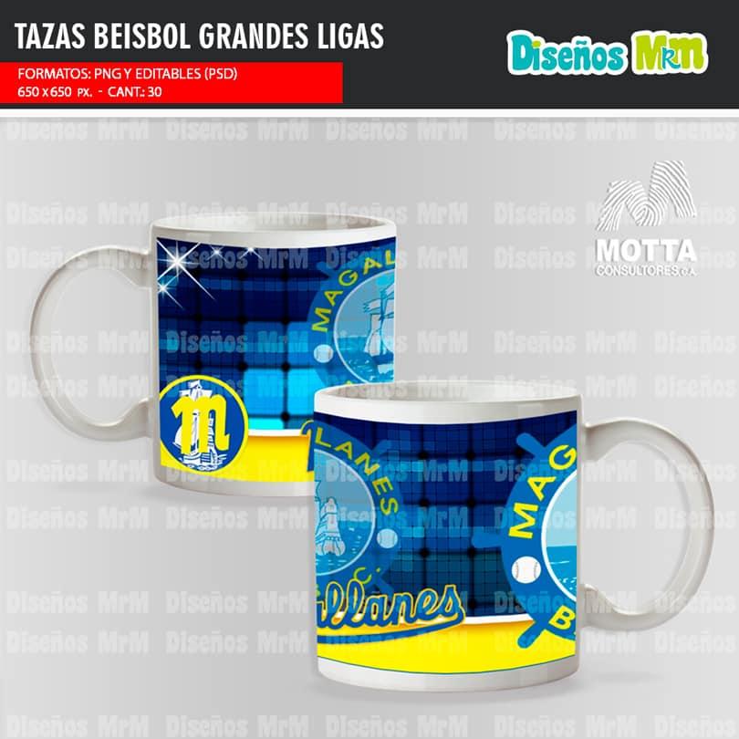 tazas-mug-tazones-grandes-ligas-beisbol-motta-chile-colombia-usa-eeuu