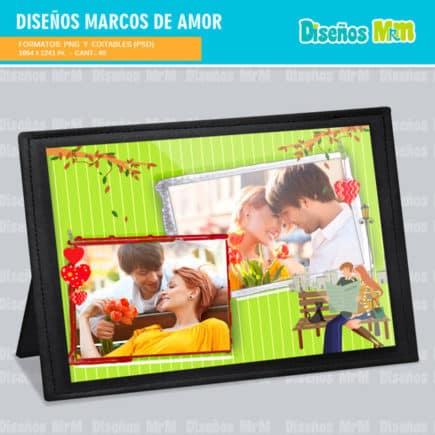 DISEÑOS MARCOS DE AMOR PACK 1