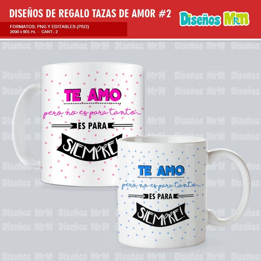 Dise o taza sublimaci n amor gratis parejas enamorados - Tazas de cafe de diseno ...