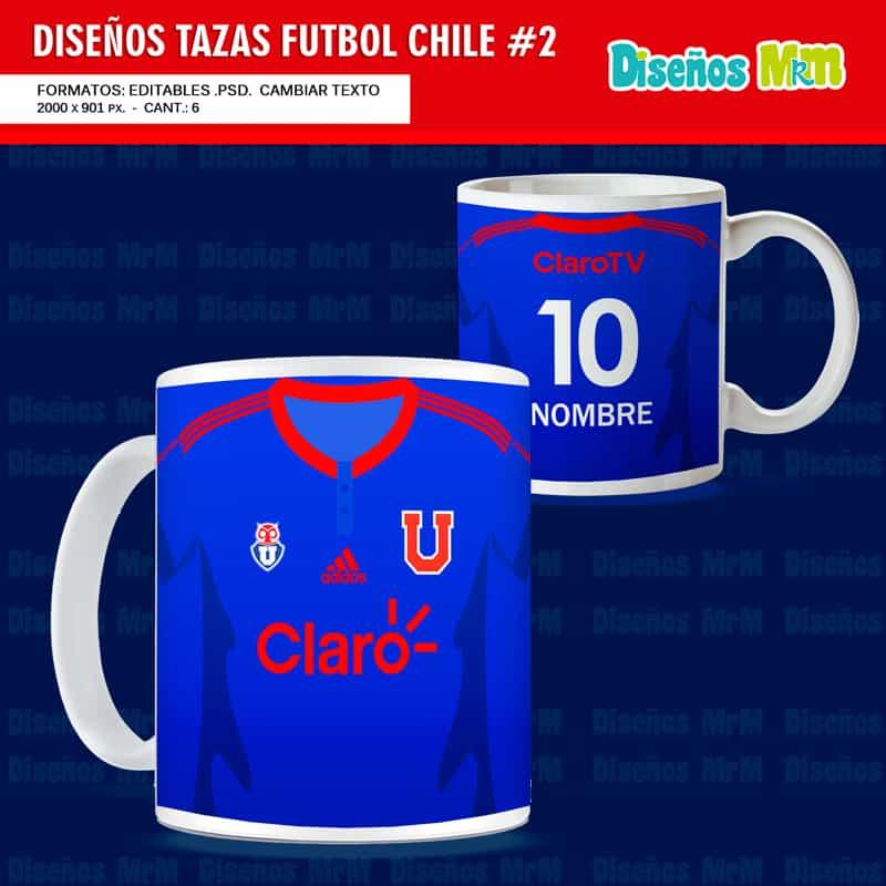 Futbol chile dise os para mugs de camisetas - Universidad de diseno madrid ...