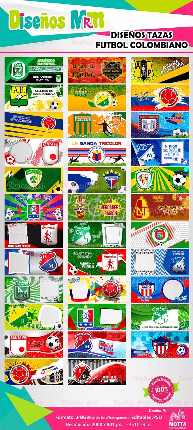 equipos-futbol-colombiano