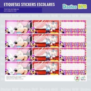 etiquetas-sticker-minie-mouse-escolar-estudiante-escuela-colegio-personalizar-4