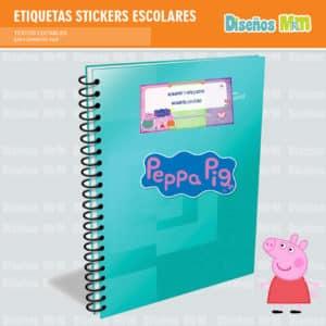 etiquetas-sticker-peppa-ping-escolar-estudiante-escuela-colegio-personalizar-2