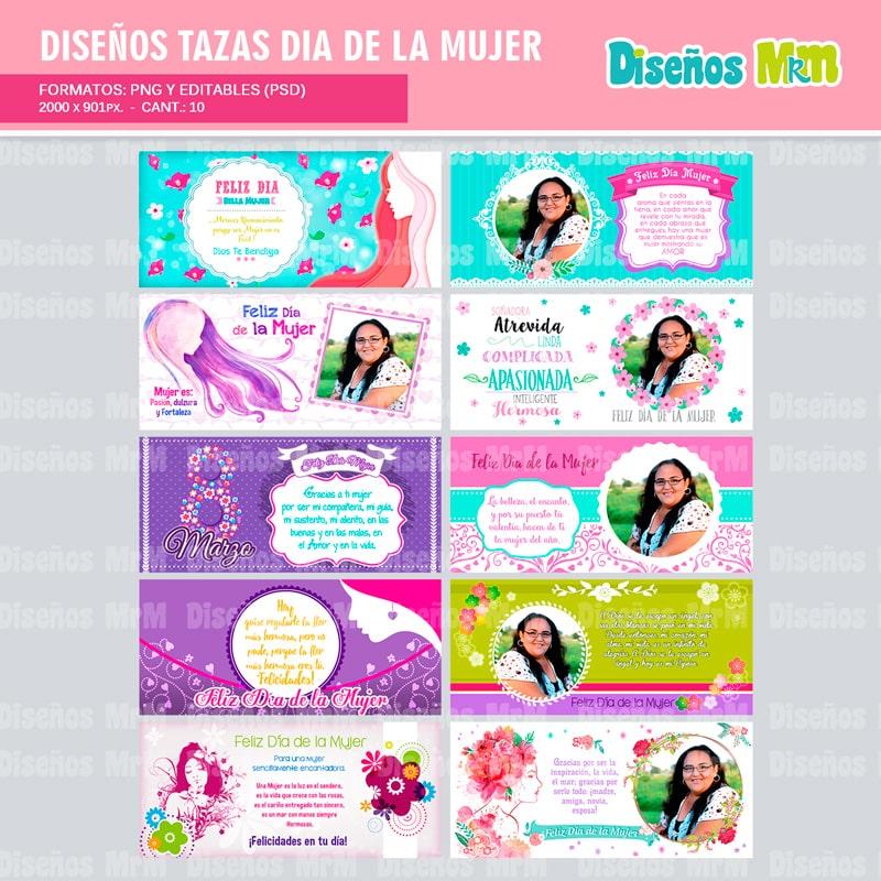 Diseño-plantilla-dibujo-taza-mugs-vaso-personalizado-sublimacion-mujer-dia-woman-chica-festejar-8-marzo_3_3