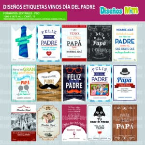 Etiqueta-diseño-label-plantilla-vino-personalizado-dia-del-padre-papa-father-dad-botella-chile_5