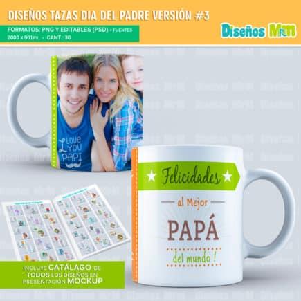 Plantillas-diseños-sublimacion-papa-dia-del-padre-father-junio-taza-vaso-mug-tazones_4
