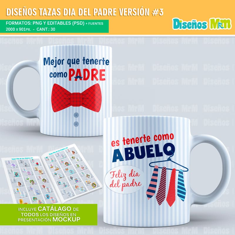 Plantillas-diseños-sublimacion-papa-dia-del-padre-father-junio-taza-vaso-mug-tazones_5