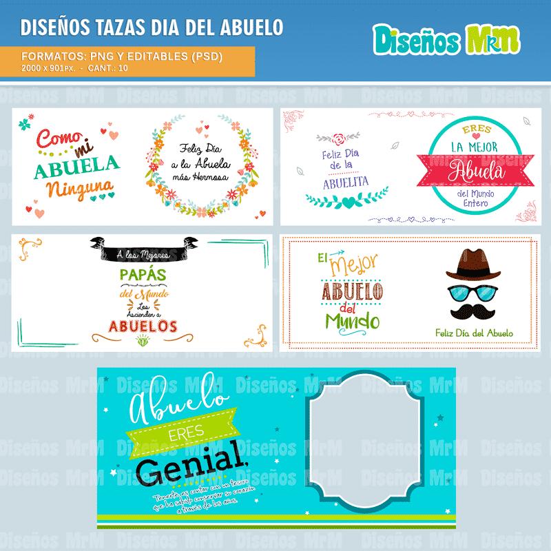 Diseños-Plantillas-tazas-tazones-sublimacion-personalizado-dia-del-abuelo-grandfather-nono-abuela-nona-nana-grandmother_1