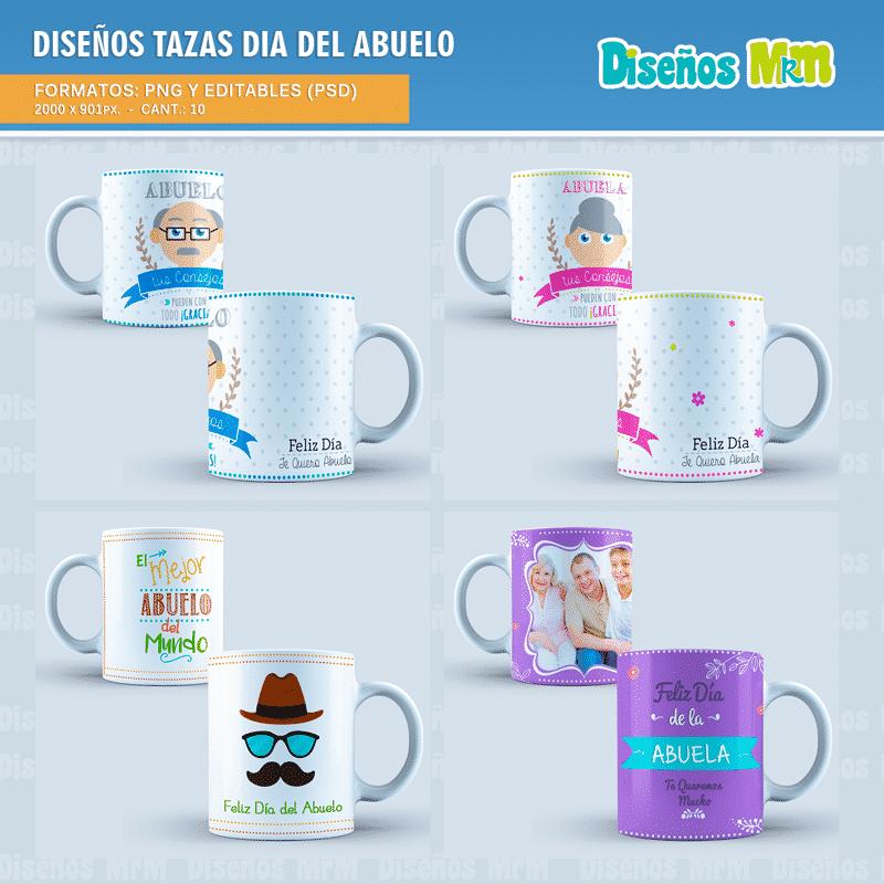 Diseños-Plantillas-tazas-tazones-sublimacion-personalizado-dia-del-abuelo-grandfather-nono-abuela-nona-nana-grandmother_3