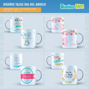 Diseños-Plantillas-tazas-tazones-sublimacion-personalizado-dia-del-abuelo-grandfather-nono-abuela-nona-nana-grandmother_4
