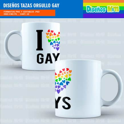Tazas_Diseños-plantillas-sublimacion-estampar-personalizar-orgullo-gay-LGBT-poleras-camisas-franelas_2