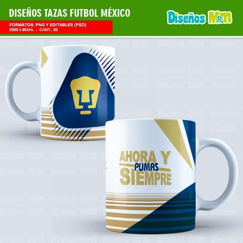 Diseño-plantillas-mug-taza-sublimacion-vasos-personalizado-mexico-futbol-rivers-deportivo-clubes-club-america-river-guadalajara-toluca-puma-monarca_3