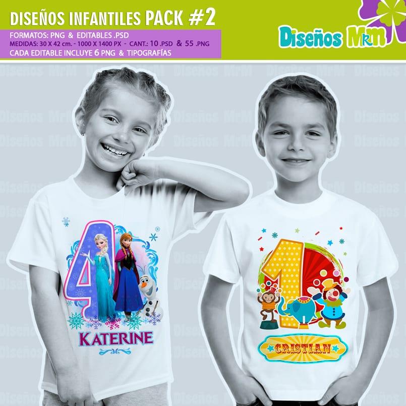 Diseños-Infantiles-dibujos-franelas-polera-camisa-personalizadas-niños-soy-luna-hombre-araña-spiderman-cenicienta-frozen-cars-circo-pony-dory-vengadores-hadas-bebes_3