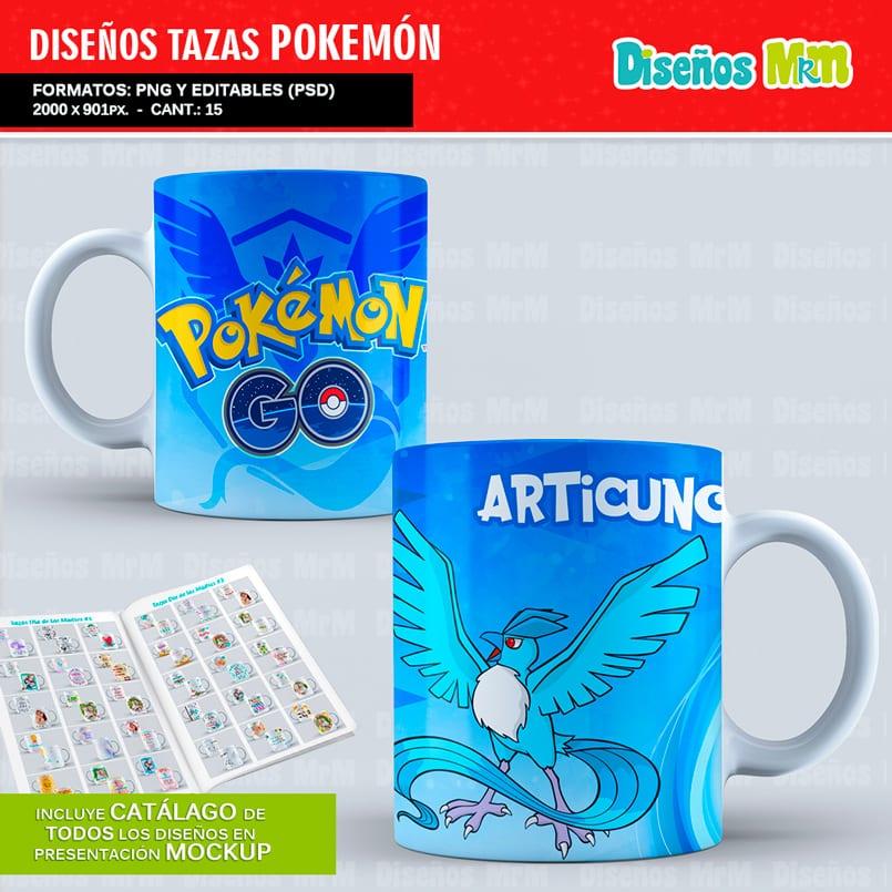 Diseños-Plantillas-Templates-sublimacion-tazas-mug-vasos-pokemon-GO-pikachu-lejendarios-ash-equipo-roque-moltres-articuno-zapdos-charmander-chile-colombia_4