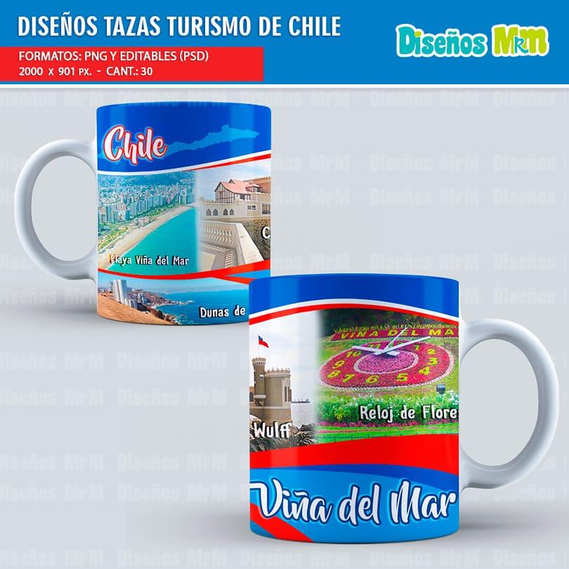 Diseños-Plantillas-templates-sublimación-tazas-mug-turismo-chile-bio-bio-los-lagos-viña-del-mar-valparaiso-metropolitana-iquique-pascua-chiloe-coquimbo_3