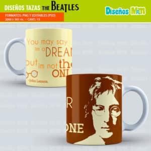 Diseños-plantillas-tazas-sublimacion-cantante-the-beatles-John-Lennon-Design-templates-cups-sublimation-singer-mugs-chile-colombia-miami-uruguay_4