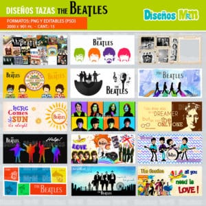 Diseños-plantillas-tazas-sublimacion-cantante-the-beatles-John-Lennon-Design-templates-cups-sublimation-singer-mugs-chile-colombia-miami-uruguay_7