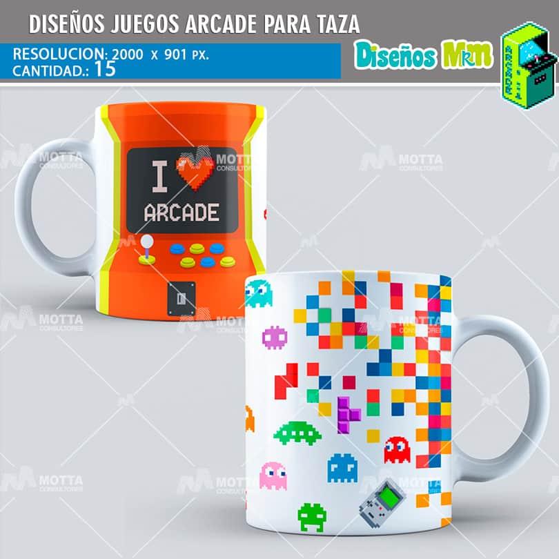 diseno-plantilla-desing-mockups-para-tazas-tazon-mug-juegos-arcade-pacman-contra-mario-islan-prince-bomberman-galaga-3