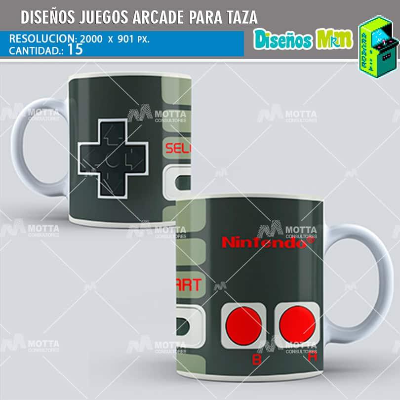 diseno-plantilla-desing-mockups-para-tazas-tazon-mug-juegos-arcade-pacman-contra-mario-islan-prince-bomberman-galaga-4