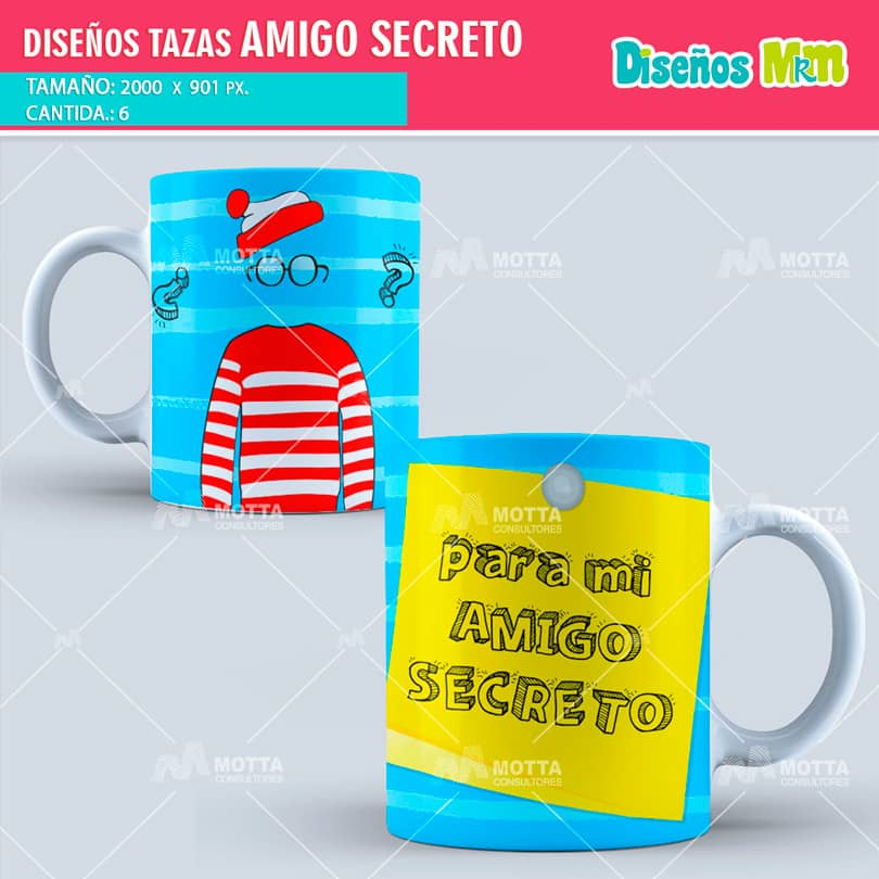diseno-desing-plantillas-amigo-secreto-santa-amigo-fotografia-tazas-mugs-ano-chile-colombia-argentina-navidad-christmas-_1