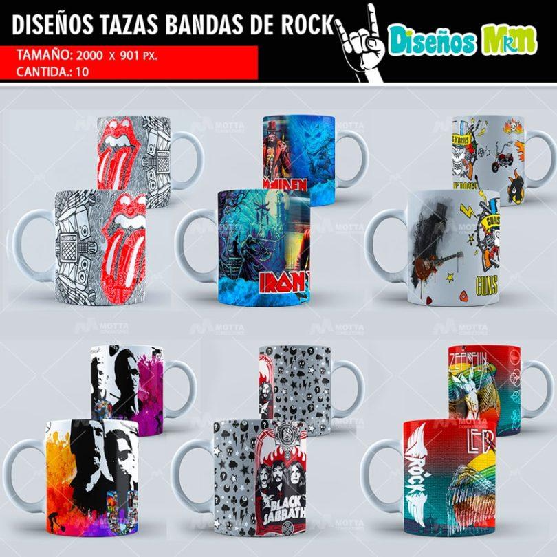 plantilla-diseño-tazas-mug-design-bandas-rock-kiss-metallica-acdc-rolling-stone-guns-roses-iron-maiden-pink-floyd-u2-min