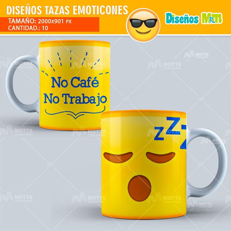 Dise os emoji para sublimaci n de tazas - Tazas de cafe de diseno ...
