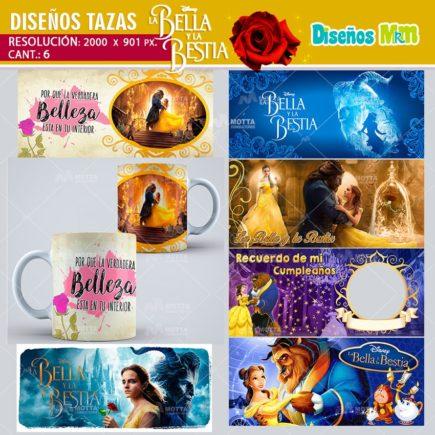 plantilla-diseño-design-tazas-mug-vaso-amor-bella-y-la-bestia-Beast-disney-rosa-hechizo-tetera-argentina-chile-colombia-3-min