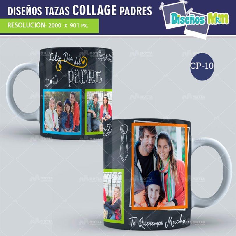 plantilla-diseño-design-tazas-mug-collage-dia-del-padre-papa-papi-junio-father-10-min