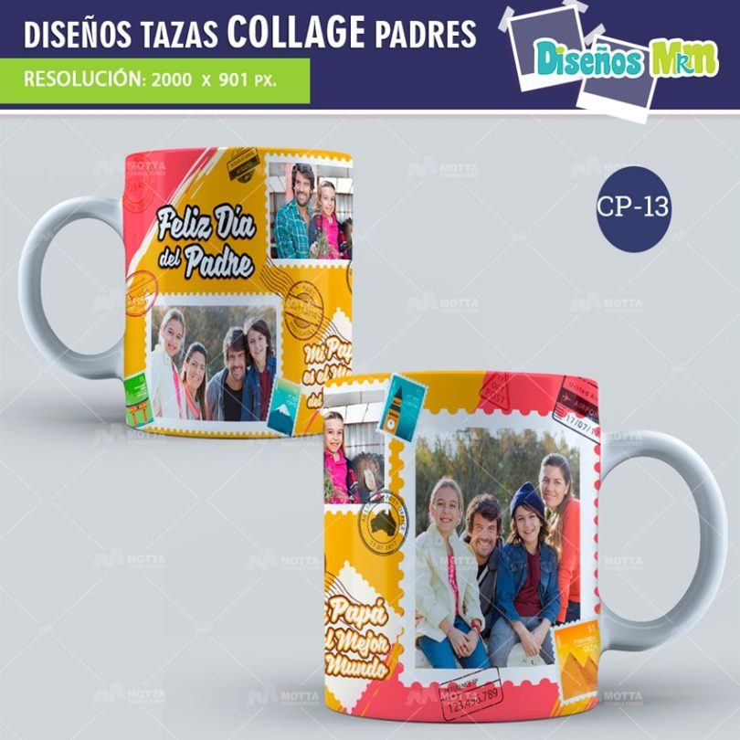 plantilla-diseño-design-tazas-mug-collage-dia-del-padre-papa-papi-junio-father-13-min