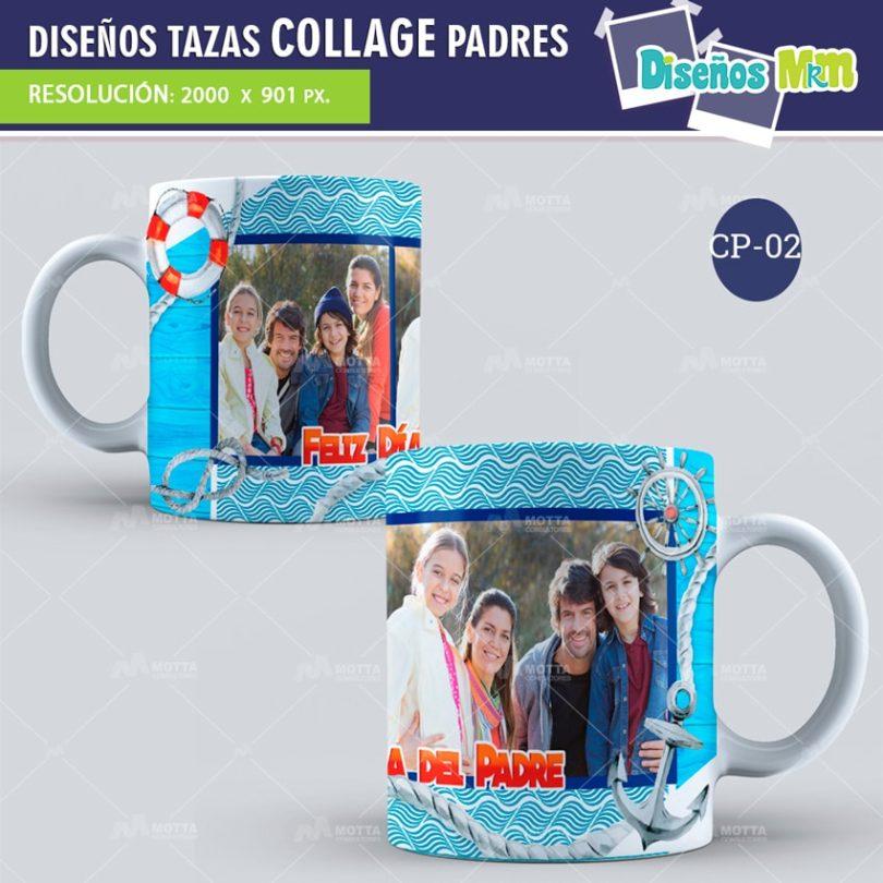 plantilla-diseño-design-tazas-mug-collage-dia-del-padre-papa-papi-junio-father-2-min
