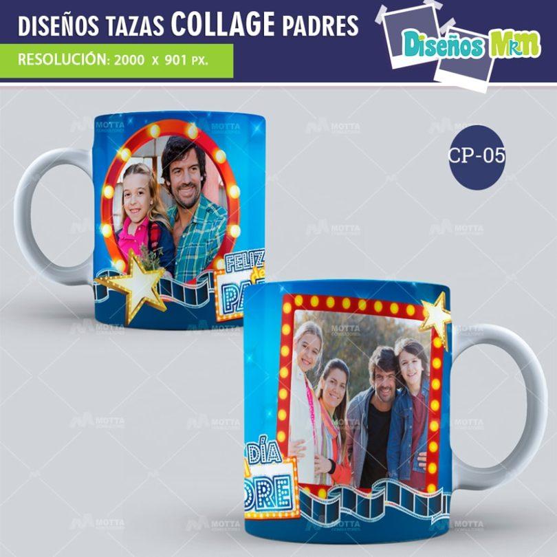 plantilla-diseño-design-tazas-mug-collage-dia-del-padre-papa-papi-junio-father-5-min