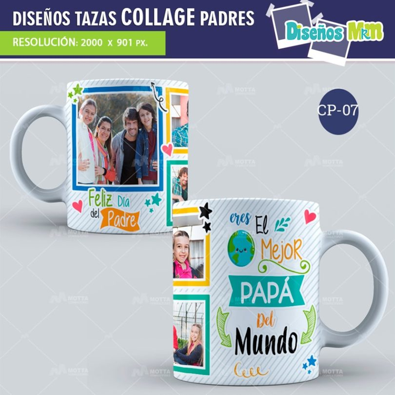 plantilla-diseño-design-tazas-mug-collage-dia-del-padre-papa-papi-junio-father-7-min