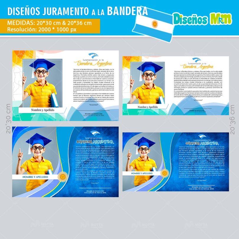 Diseño-plantilla-arte-juramento-a-la-bandera-argentina–promesa-marco-foto-diploma-reconocimiento-martin-20-min