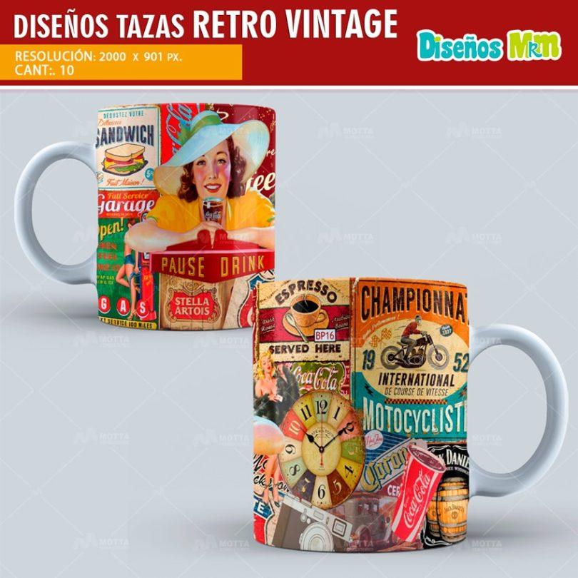 plantilla-diseño-design-tazas-mug-tazones-retro-vintage-marilyn-monroe-coca-cola-vespa-pin-up-min
