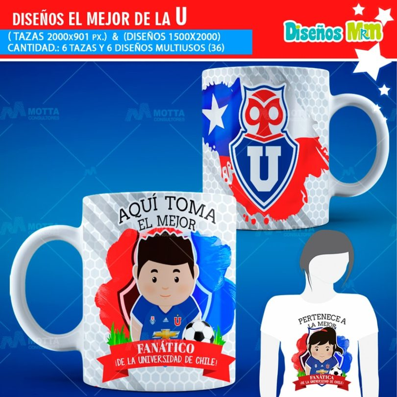Diseños-desing-mugs-tazas-sublimacion-profesiones-chile-colombia-aqui-toma-federacion-chilena-futbol-la-U-colo-min
