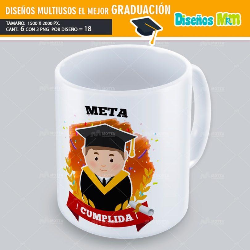 plantilla-diseño-el-mejor-graduacion-bachiller-prepa-universidad-promocion-estudiar-mexico-min