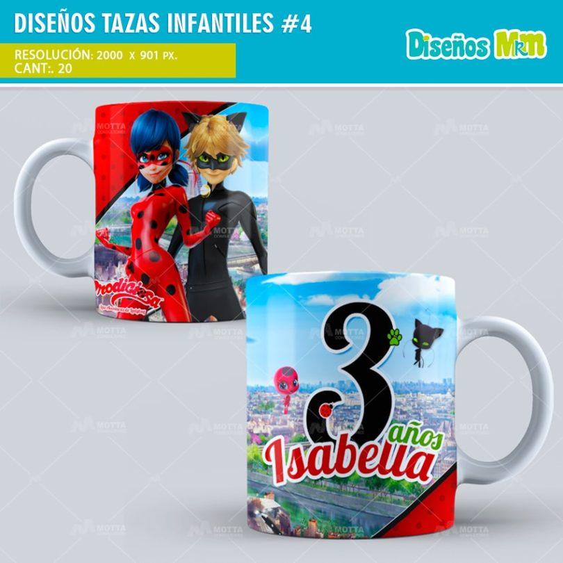plantilla-diseno-design-tazas-mug-tazones-infantiles-lady-bug-trolls-moana-jungla-min
