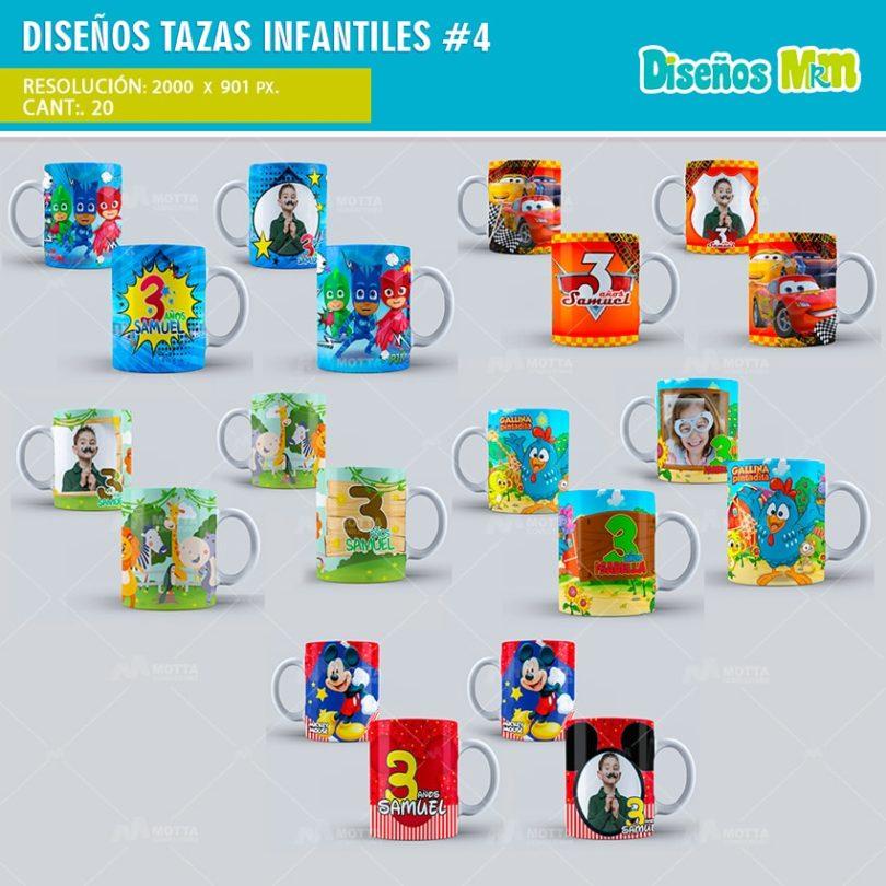 plantilla-diseno-design-tazas-mug-tazones-infantiles-lady-bug-trolls-moana-paw-min
