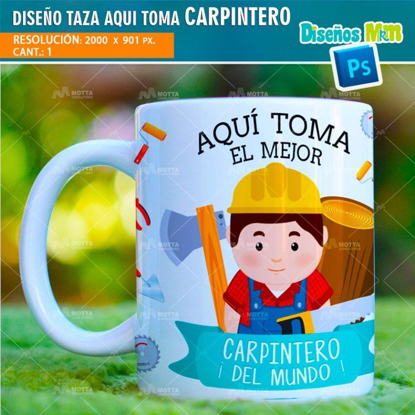 plantilla-diseño-marco-tazas-mug-design-aqui-toma-el-mejor-carpintero-argentina-colombia-min