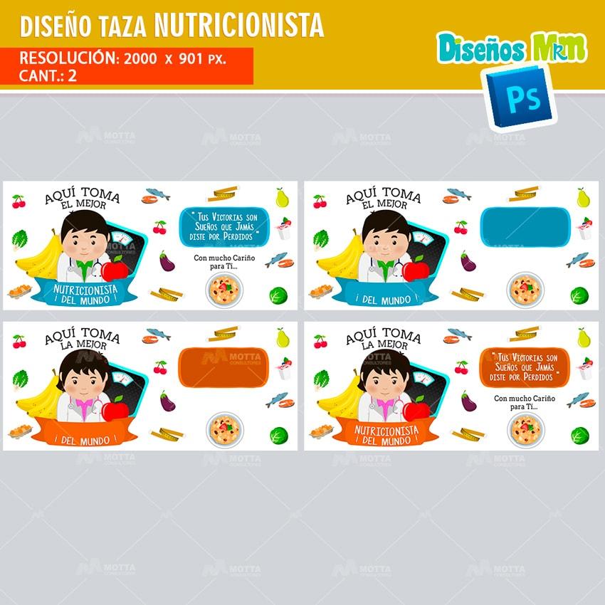 DISEÑOS AQUI TOMA EL MEJOR NUTRICIONISTA
