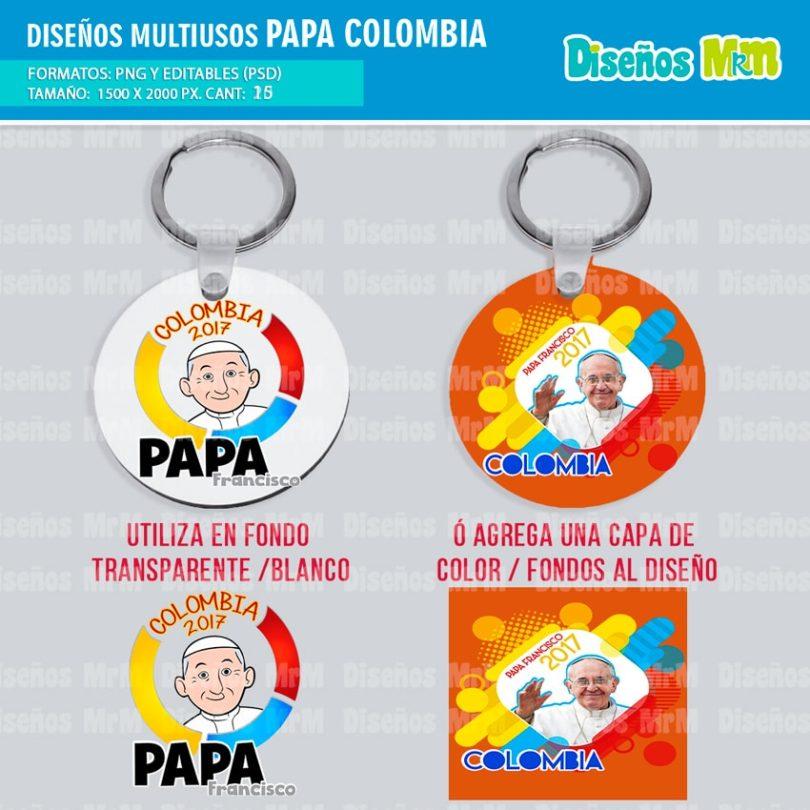 Diseños-Plantillas-tazas-sublimacion-personalizado-colombia-PAPA-francisco-sumo-pontifice-iglesia